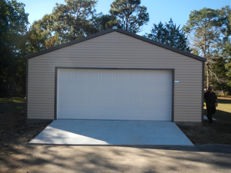 Garage Builders Alabama