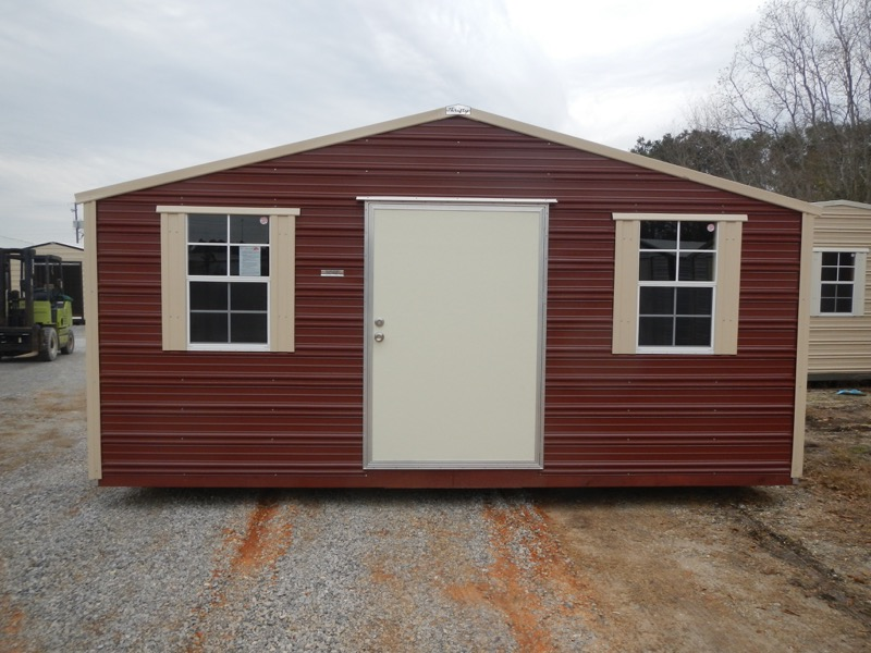 Aluminum Portable Building Pictures 005