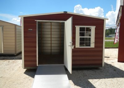 aluminum portable building