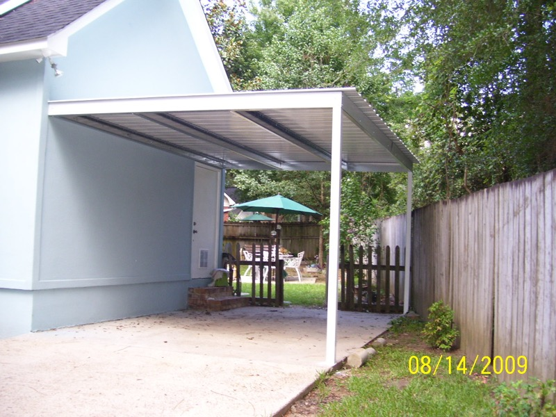 Lean To Southern Building Structures Mobile Alabama
