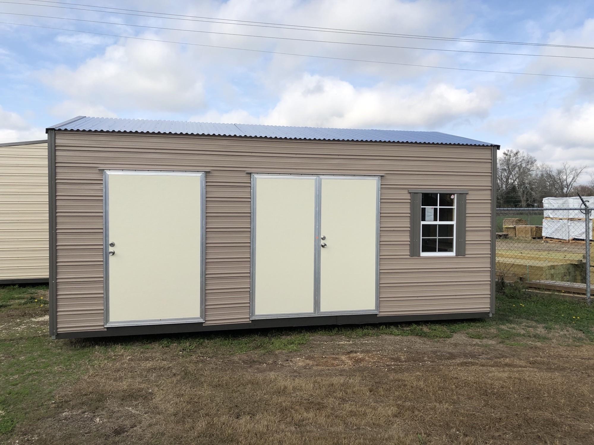 Portable Storage Buildings Alabama